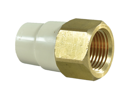 CPVC Brass Adapter
